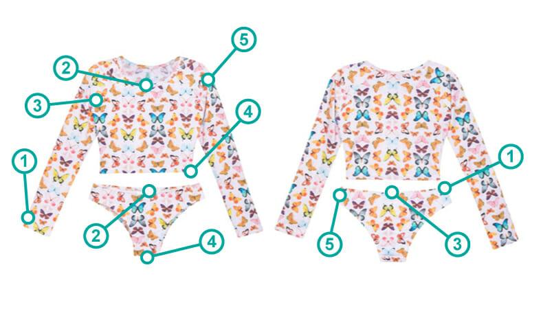 conjunto-manga-longa-infantil-jardim-secreto Tabela de Tamanhos