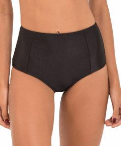Calcinha Hot Pants l Preto Liso