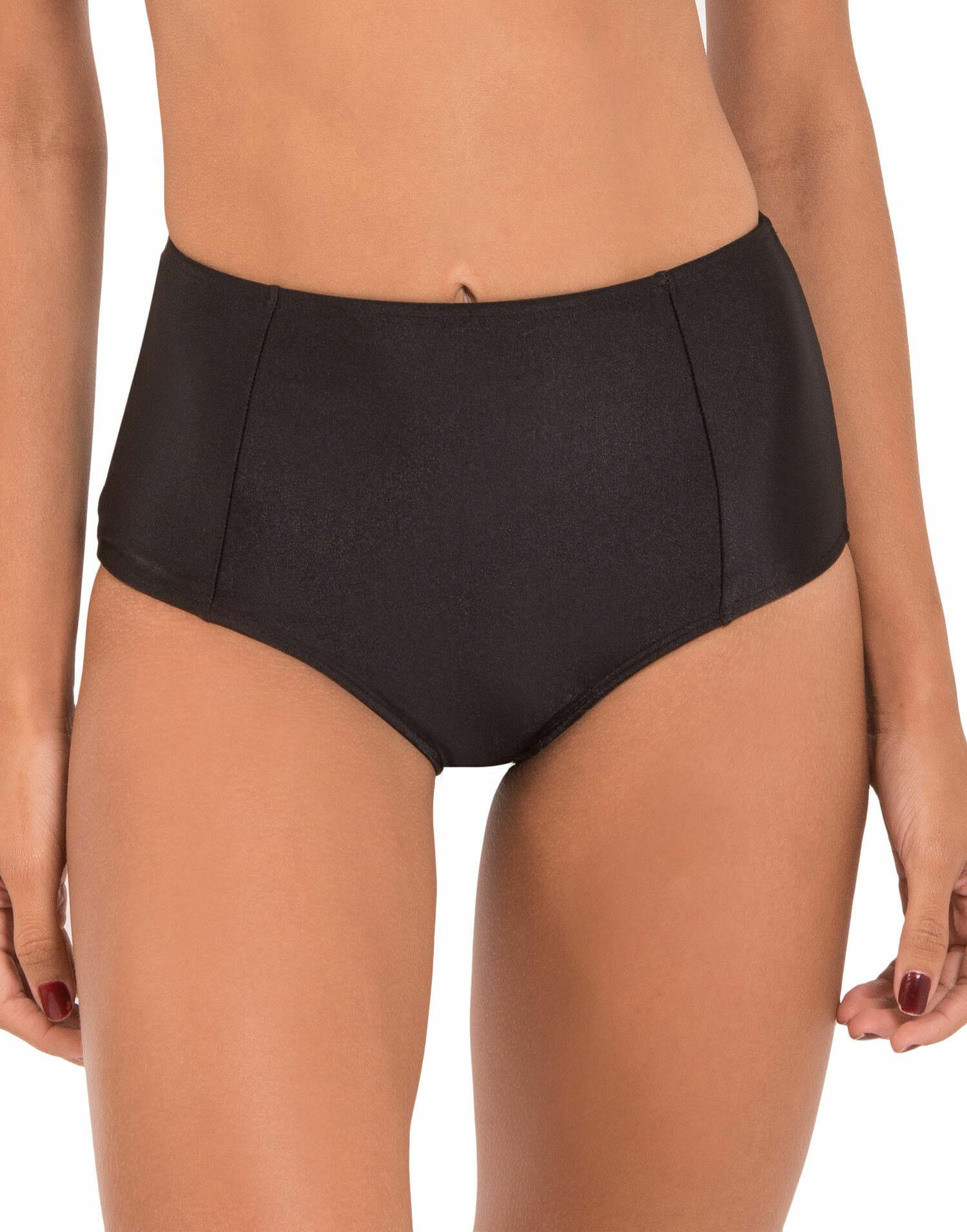 296997c0b Calcinha Hot Pants l Preto Liso - Blih! Brazilian Bikini