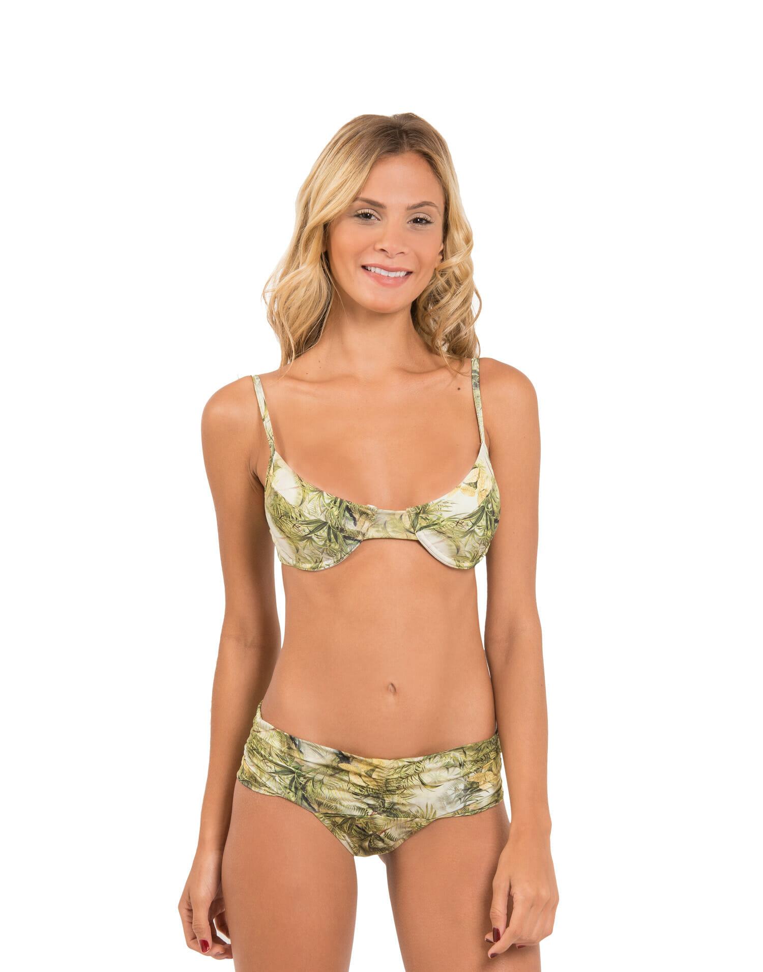 b640484b2b72 Conjunto Top de Biquíni Meia Taça e Barra Larga | Paraty - Blih! Brazilian  Bikini
