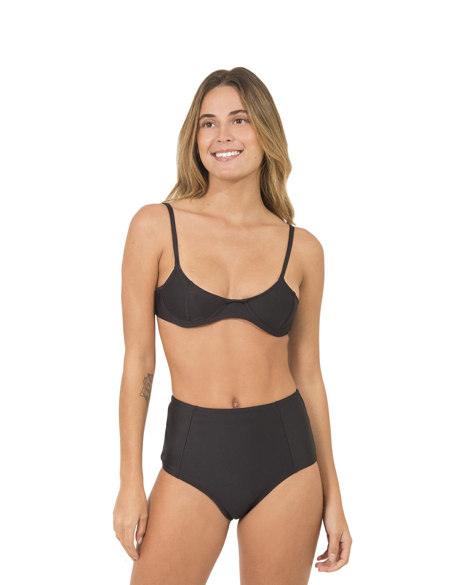 conjunto-top-meia-taca-preto-liso-com-hot-pants Dia dos Namorados: O presente ideal para cada signo