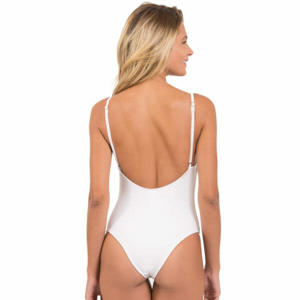 Body Angra | Branco Liso