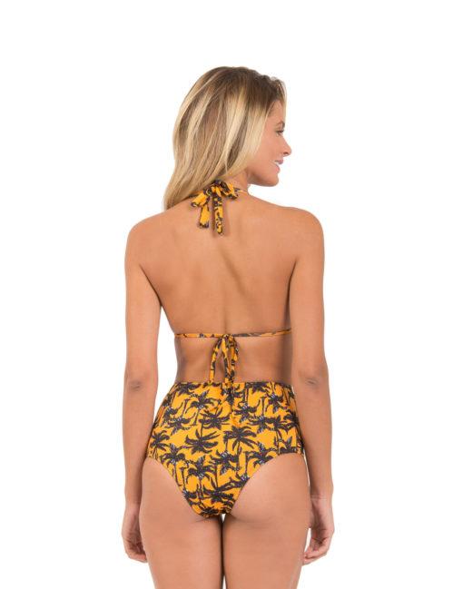 Conjunto Top Cortinão e Calcinha Hot Pants | Manguinhos