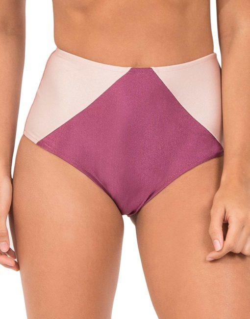 Calcinha Hot Pants | Patchwork Rosê